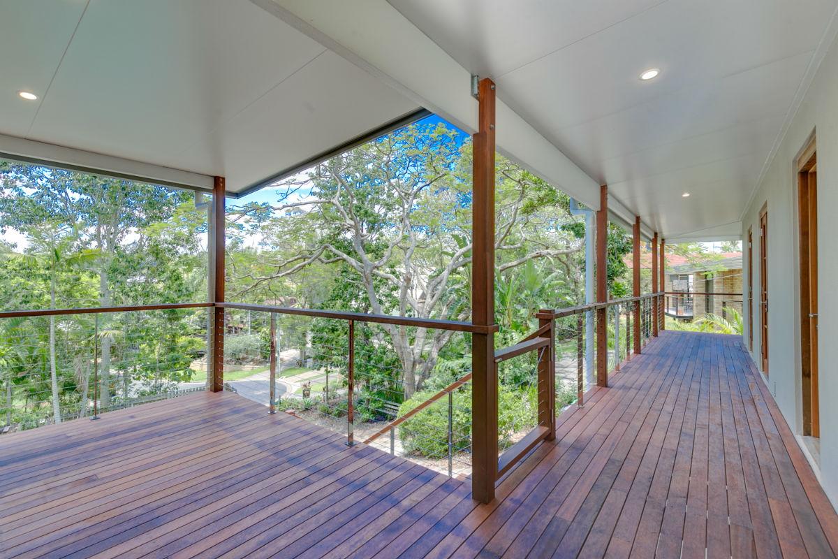 Outdoor Deck areas