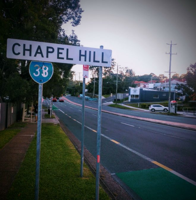 Chapel Hill – Suburb Profile