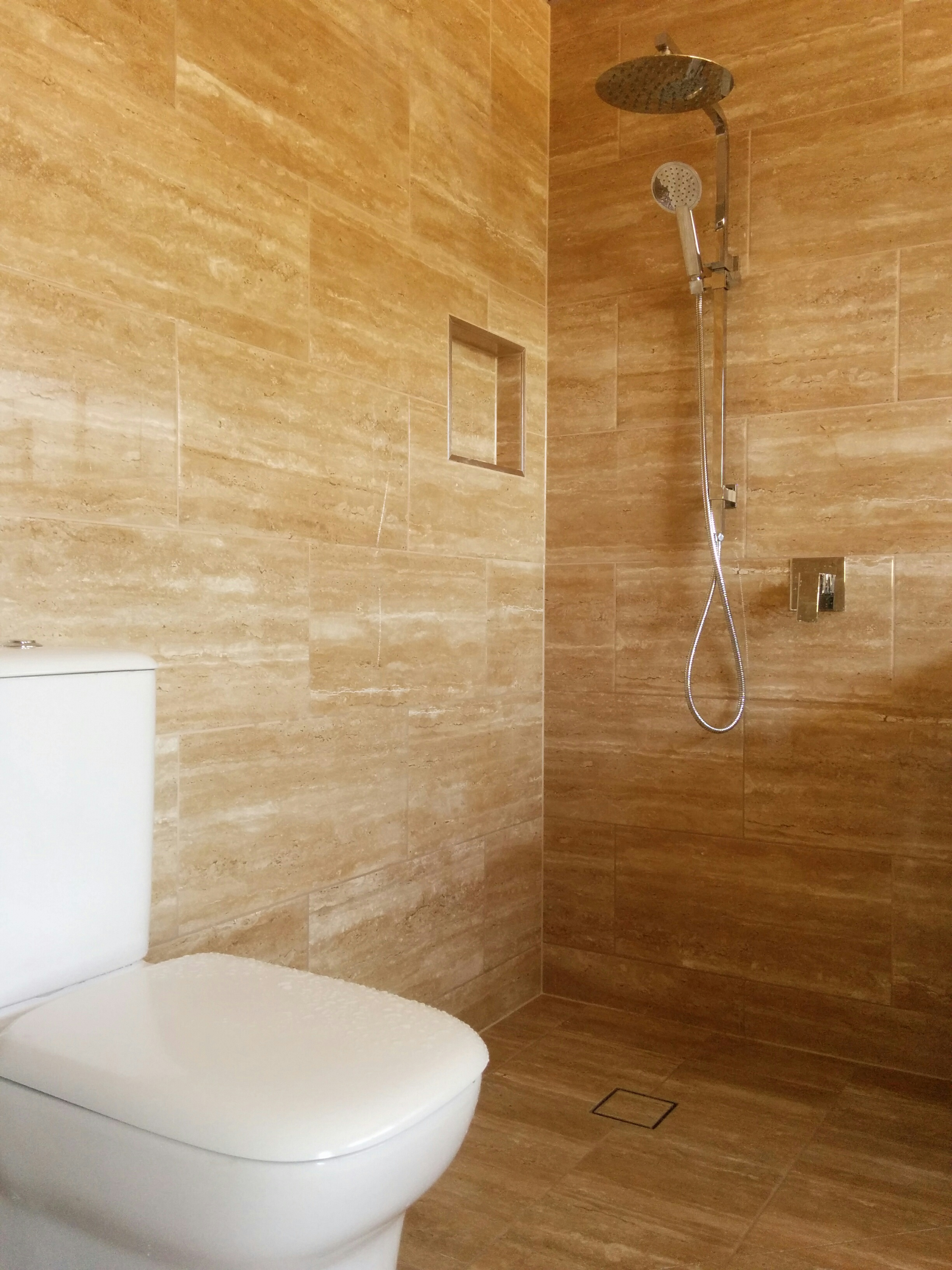 Garage Renovation with Bathroom