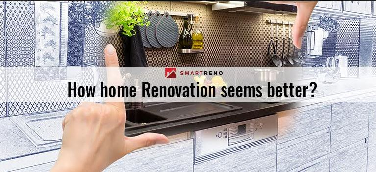 What Makes Home Renovation Less Stressful Than Buying a New Home?
