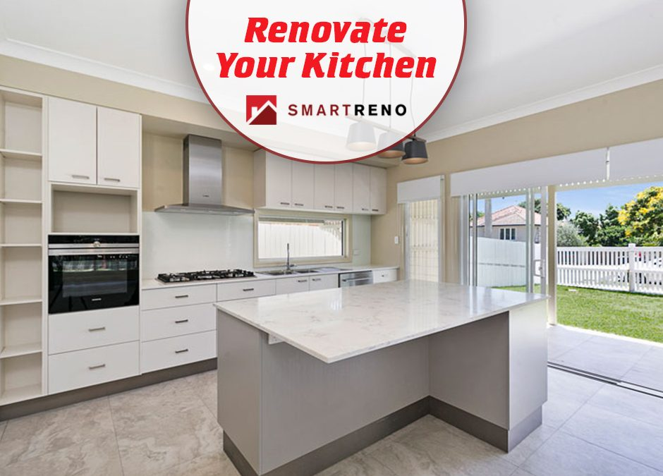 Planning to Renovate Your Kitchen? Leave It to the Experts