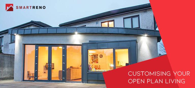Customising your Open Plan Living